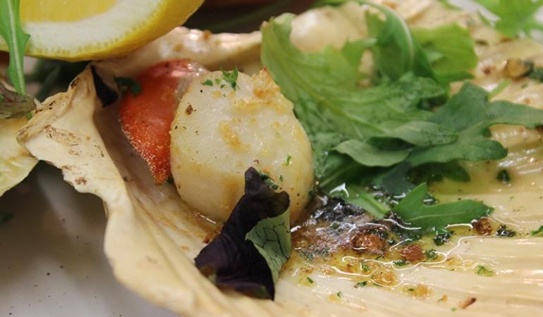 Vaughans Bistro Seafood